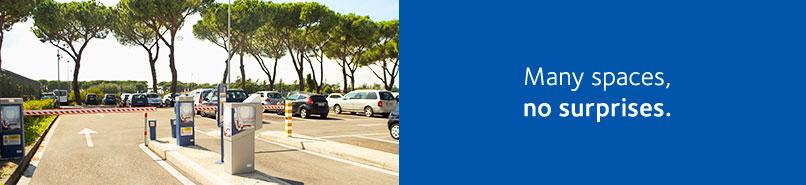 P4 -P5 -P6 Ciampino car parks