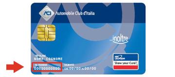 ACI card